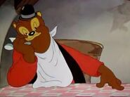 Tex avery papa bear