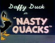 Nasty Quacks