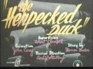 Henpecked Husband (Retraced)