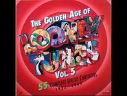 Golden Age of Looney Tunes Vol