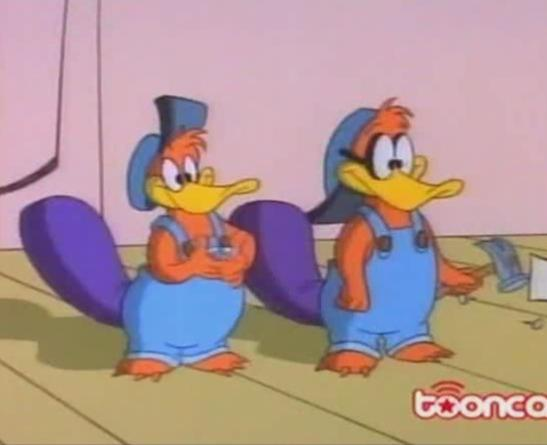 The Platypus Brothers