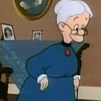 Granny New MAG Looney Tunes