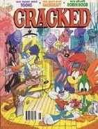 Cracked Magazine Tiny Toon Adventures