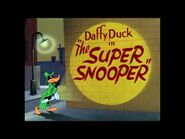 The Super Snooper (Music & SFX Only)