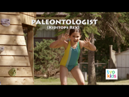 Dana the Palaeontologist
