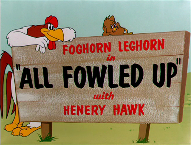 All Fowled Up