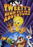 Tweety's High-Flying Adventure 2007 DVD