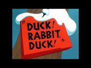 Duck! Rabbit, Duck! (Music & SFX Only)