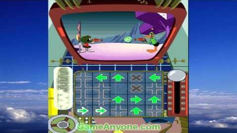 Looney Tunes- Duck Amuck (Extra 16) - Duck Dodgers