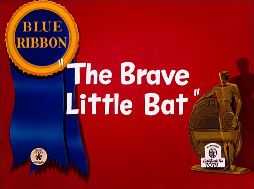 The Brave Little Bat