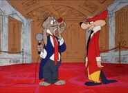 Looney Looney Looney Bugs Bunny Movie - Dog + BBWolf