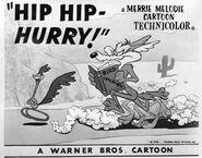 Hip Hip- Hurry! Lobby Card
