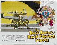 Lt bugs bunny road runner movie lobby card 1