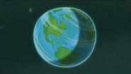 Looped Earth