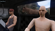 El tío gilipollas en GTA V ONICDRCK