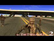 Loquendo GTA Crisis En San Andreas 2 Capitulo 11- Supervivencia