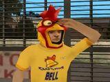 Hombre Pollo