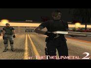 Loquendo GTA Crisis En San Andreas 2 Capitulo 15- Tyrant Muere