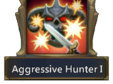 Aggressive Hunter I