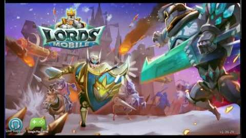 200m+ might - Lords Mobile Tips, Tricks, and Question Answers