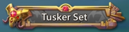 Tusker Set