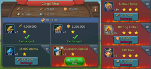 Suprise Trades