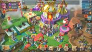 Fantasy Cirque Event