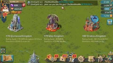 Lords Mobile How to migrate to another kingdom (Migration to kingdom 79)