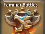 Familiar Battles