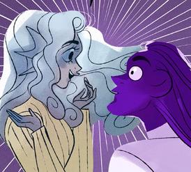 Zeus and thetis 2