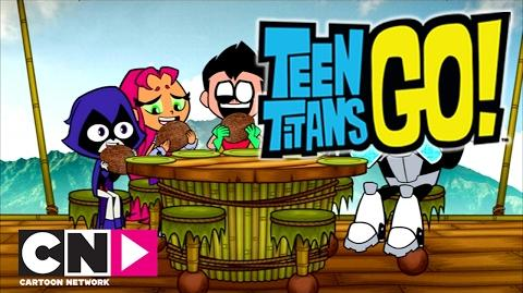 Teen Titans Go! Vudú Cartoon Network