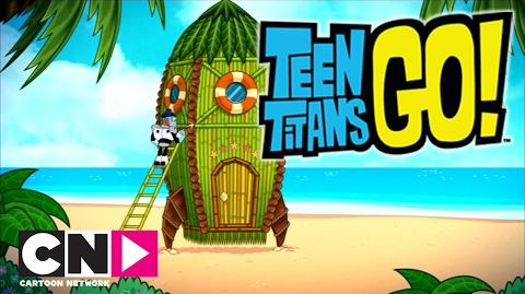 Teen Titans Go! Cohete de bambú Cartoon Network