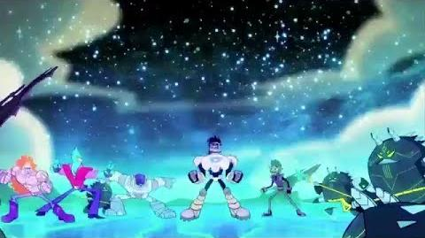Teen Titans Go! - The Night Begins To Shine 4 Night Special Event (Promo)