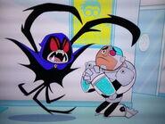 Raven monstruo
