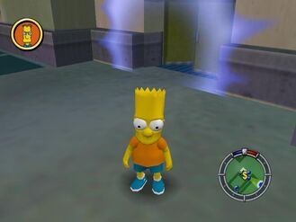 Bart en hit y run