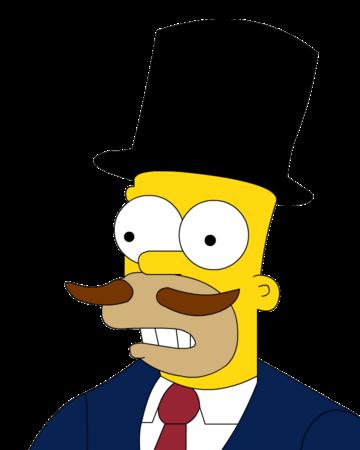 Guy Incognito Simpson Wiki En Español Fandom