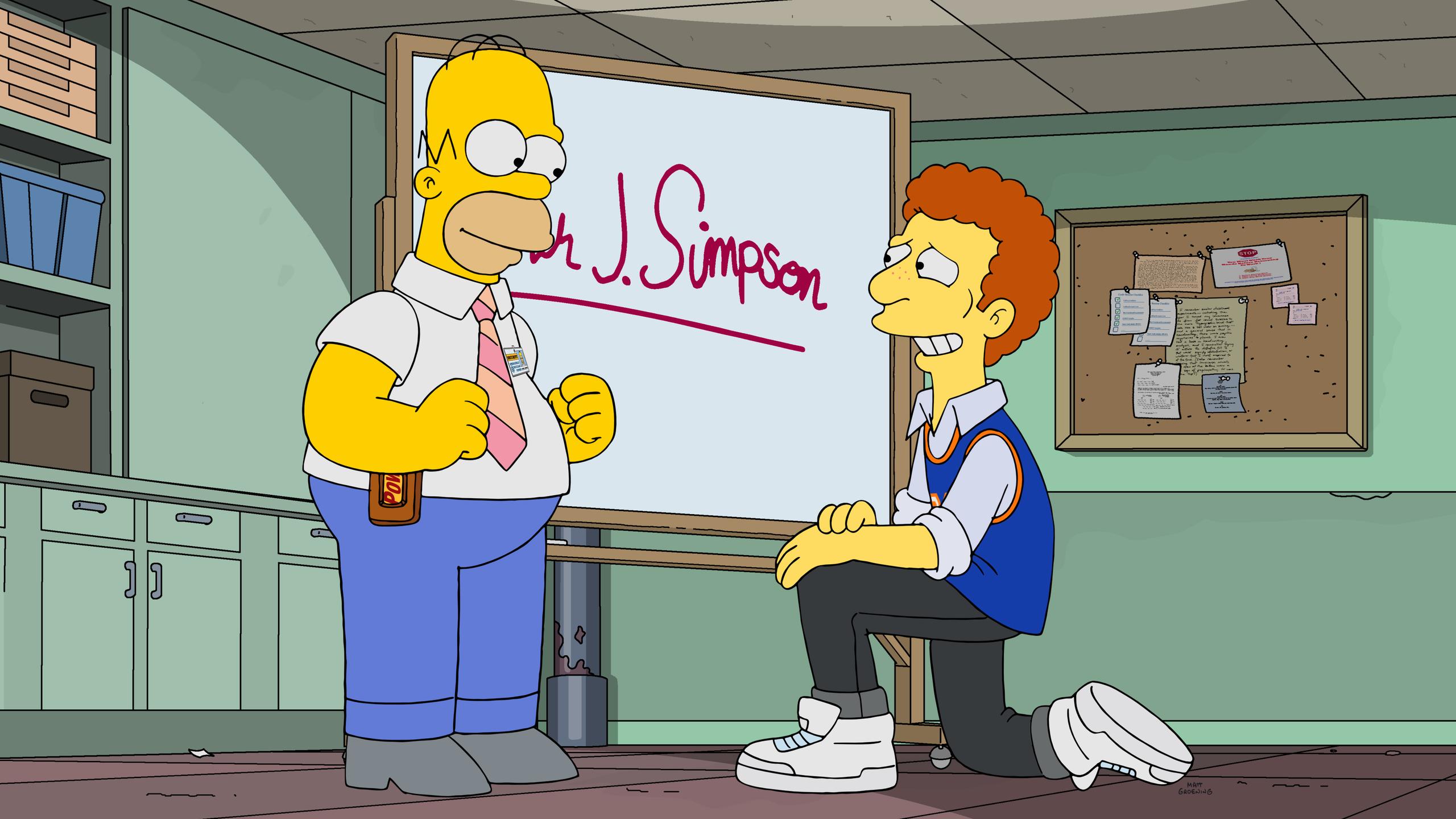 Go Big or Go Homer