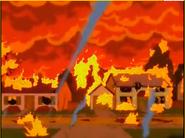 Fin del Mundo Simpsons