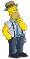 200px-Tapped Out Cool Homer artwork