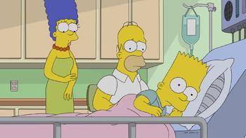 Bart's Not Dead