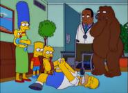 Mire un oso