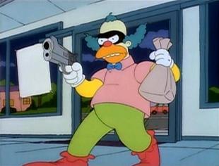 12- Krusty va a la cárcel