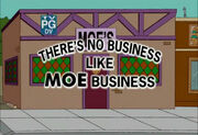 THERE NO BUSINESS LIKE MOE BUSINESS