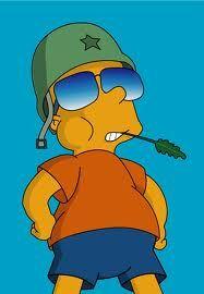 Bart soldado
