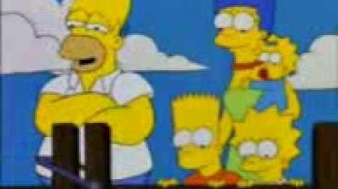Las cosas mas estupidas de Homero Simpson