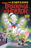 Treehouse of Horror Comics 22