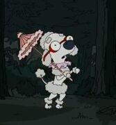 Milhouse Poodle