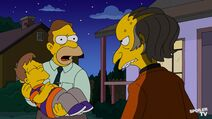 The Simpsons - Episode 24.08 - To Cur With Love - Promotional Photos (8) FULL