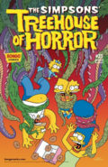 Treehouse of Horror Comics 23