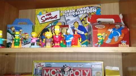 Coleccion los Simpsons Rafa Verdeguer 2 Junio 2014
